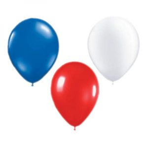 Value Saver Union Jack Colours Party Pack Balloons 24 Mixed Pack